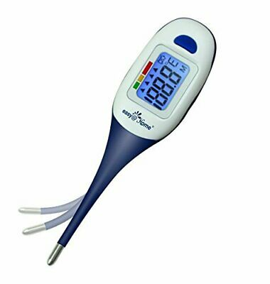 Easy@Home Digital Thermometer for Oral or Underarm Body Temperature #EMT-026