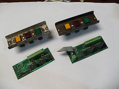 HM Surchin Strat Jog Reset Control Boards and Switches
