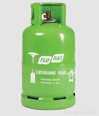 11kg Patio Gas Cylinder with Return
