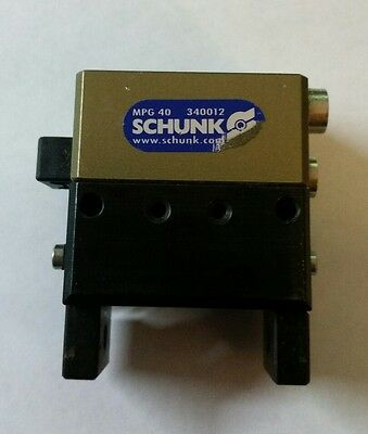 Schunk, 2 Finger Parallel Gripper  MPG 40   340012