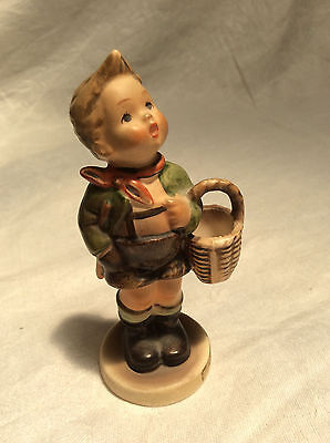 "Hummel Figurine ""Village Boy"" TMK- 3 1960-72"