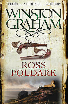Ross Poldark: A Novel of Cornwall 1783 - 1787 by Winston Graham (Paperback,...