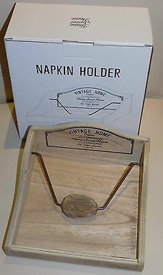 Napkin Holder Shabbie Chic Lp27753