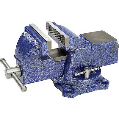 "Wilton 11104 4"" Jaw Width 2-1/4"" Throat Depth General Purpose Bench Vise With..."