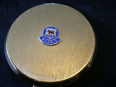 Morris Original  Ladies Mirrored  Compact By Stratton  Advertising Showroom Aid