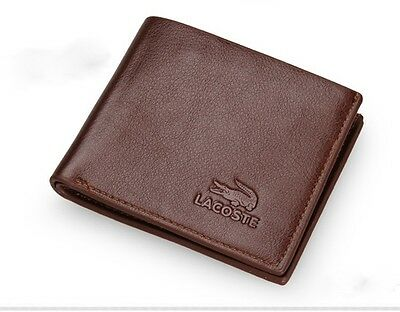 Men's wallets, Leather wallet, card wallet, brand wallet