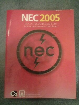 National Electric Code book 2005 Edition