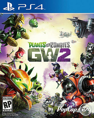 Plants vs Zombies Garden Warfare 2 - PS4 Game - BRAND NEW SEALED