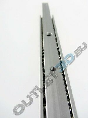 300mm linear guide slide bearing - hinge - 180mm stroke