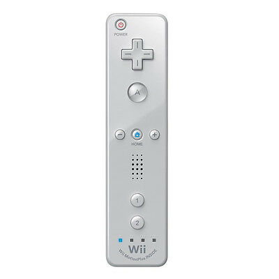 Wiimote Remote Plus Control Controller Built-in Motion For Nintendo Wii White
