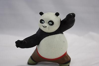 """5"""" Po Kung Fu Panda Bear Action Figures Figurines Toys 2008 Made For McD's Kids"""