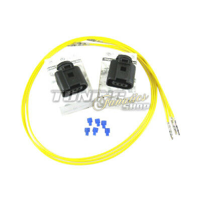 CABLE Loom connection SET For Audi S6 4F LED daylight lamps - £14.07 ...