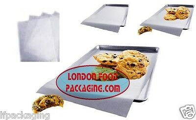 SILICONE GREASE PROOF BAKING PAPER (sp470 &1)