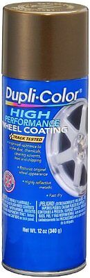 NEW Dupli Color HWP105 Bronze High Performance Wheel Paint  12 oz.