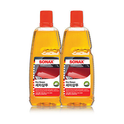 Sonax Car Shampoo 1Pack/Gloss Shampoo /1000ml