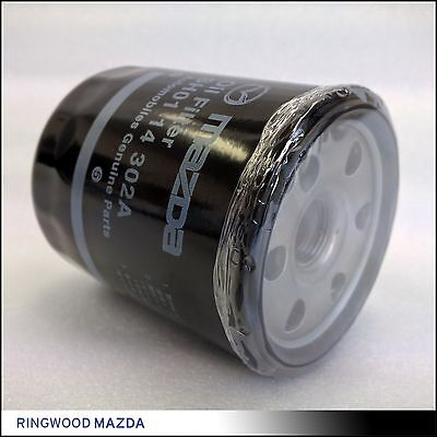 New Genuine Mazda Oil Filter Mazda 3 6 CX-3 CX-5 Skyactiv Diesel Part SH0114302A
