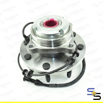 1x to suite Ford F250 F350 RM RN 4WD Front Wheel Bearing Hub Assembly 1999-2004