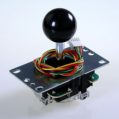 SANWA JLF-TP-8YT 4 8 Way Joystick for Mad Catz SF4, MAME, Arcade Fighting Games