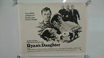 Ryans Daughter 1970 Movie Film Lobby Card Front Of House Cards Rare
