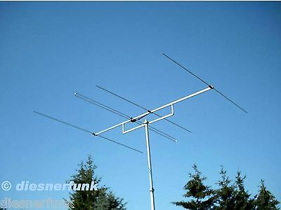 KONNI 6 Meter 50MHz ANTENNE YAGI AMATEURFUNK F6/3 F6 3 Element Richtantenne