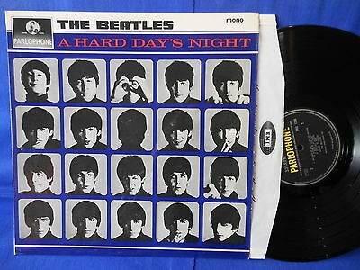 THE BEATLES hard day's night PMC 1230  ORIG UK MINT