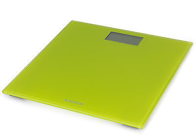 Salter 9069GN3T Green Ultra Slim Glass Electronic Scale