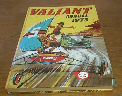 Valiant Annual 1973