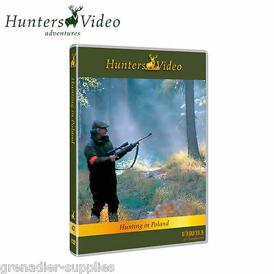 Hunting In Poland Hunters Video Hunting Dvd