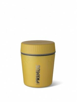 Primus Thermo Speisebehälter Foodcontainer Edelstahl 0.4l Lunch Jug gelb