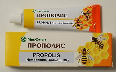 BEE PROPOLIS OINTMENT, 30g.
