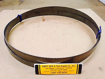 "125"" (10'5"") X 3/4"" X .032 X 14T Carbon Band Saw Blade Disston Usa"
