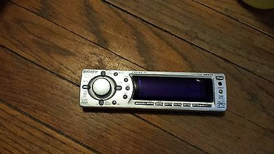 Sony CDX-F7005X Faceplate Only- Tested