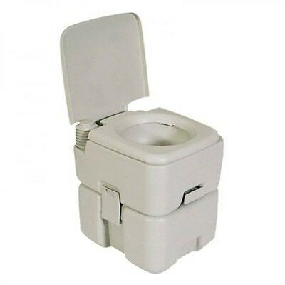Portable Camping toilet WC Tents 20 Litre Klo new 6a7