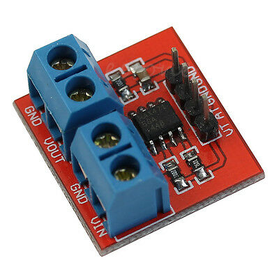 Voltage And Current Sensor Consume Voltage Load Detection Module Arduino New