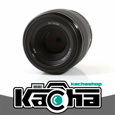 SALE Sony FE 50mm f/1.8 Lens for E-Mount SEL50F18F