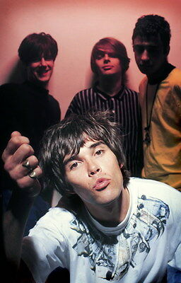 """MX01222 The Stone Roses - Ian Brown Alternative Rock Music 14""""x22"""" Poster"""