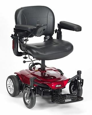 Drive Cobalt Portable Powerchair Electric Travel Wheelchair Mobility Lightweight