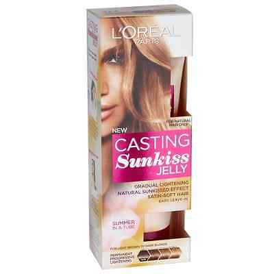 L'Oreal Casting Sunkiss Jelly - 01 100ml