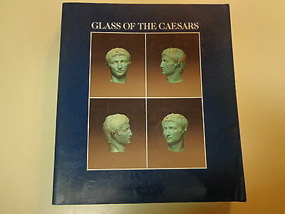 Glass of the Caesars 1987 Ancient Roman Rome Museum Exhibit Corning