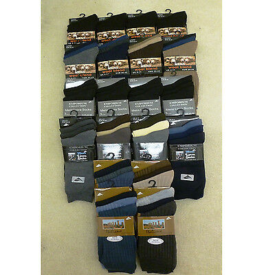 Job Lot Of 60 Pairs Of Good Quality Mens Suit, Casual, Wool, Lycra Socks