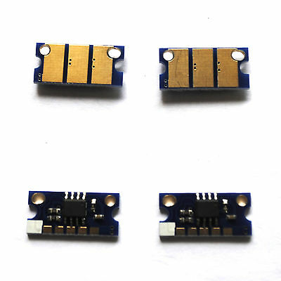 4pcs Drum Imaging Unit Reset Chip for Konica Minolta Bizhub C25 C35 C35P (IUP14)