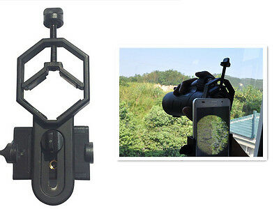New Spotting Scope Astronomical Telescope Universal Stand Mount for Cell Phone