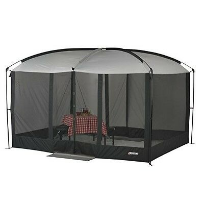 Outdoor Canopy Screen House Tent Shade Shelter Portable Camping Yard Beach Patio