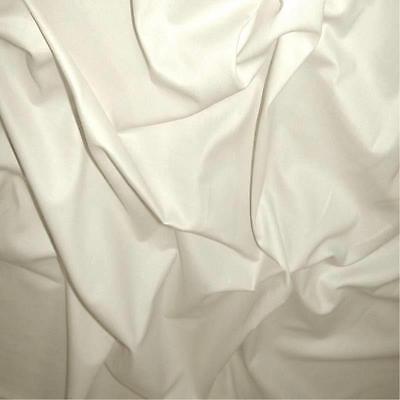 """Ivory Curtain Lining 137cm Fabric Material sold by the metre 54"""" wide"""