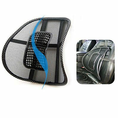 Mesh Back Lumbar Support Massage Beads For Car Seat Massage Cushion FP5