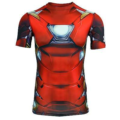 Under Armour Transform Yourself Ironman Compression Shirt