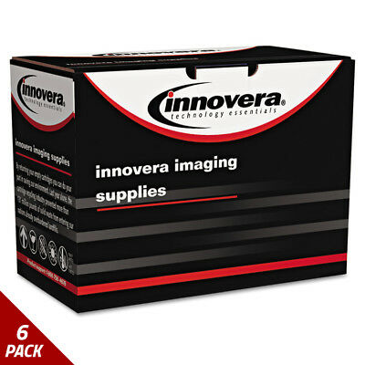Innovera ReMan 5206B001 (PG-240XL) High-Yld Toner 300 Page-Yld Black [6 PACK]