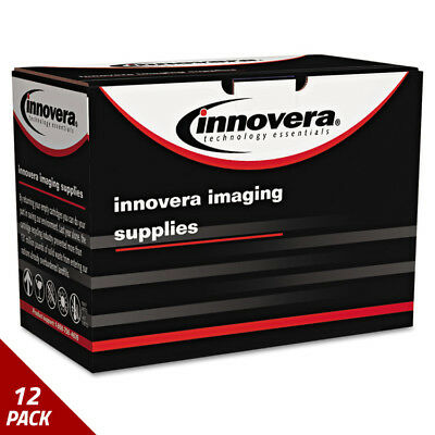 Innovera ReMan 5206B001 (PG-240XL) High-Yld Toner 300 Page-Yld Black [12 PACK