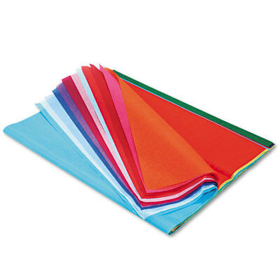 Pacon Spectra Art Tissue 10 lbs. 20 x 30 20 Assorted Colors 20ct [6 PACK]