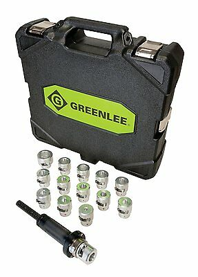 New Greenlee - Gts 1930 Th/xh - Bushing Kit **case Not Included**
